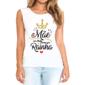 Transfer sublimático para camiseta Dia das Mães 004586