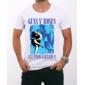 Transfer sublimático para camiseta Guns N' Roses 000231