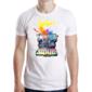 Transfer sublimático para camiseta Abstrata 003626