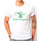 Transfer sublimático para camiseta Enfermagem 002990
