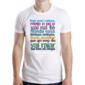 Transfer sublimático para camiseta Frases 004880