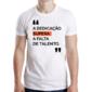 Transfer sublimático para camiseta Frases 004374
