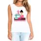 Transfer sublimático para camiseta Costureira 002978