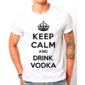 Transfer sublimático para camiseta Keep Calm 002921