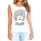Transfer sublimático para camiseta Feminina 002782