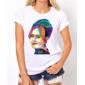 Transfer sublimático para camiseta Adele 000156