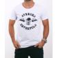 Transfer sublimático para camiseta Avenged Sevenfold 000173