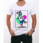 Transfer sublimático para camiseta Blink-182 000185