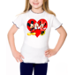 Transfer sublimático para camiseta 004683