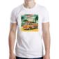 Transfer sublimático para camiseta Carros/Motos 004068