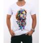Transfer sublimático para camiseta Nirvana 000286