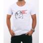 Transfer sublimático para camiseta Memes 001244