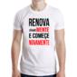 Transfer sublimático para camiseta Frases 004378
