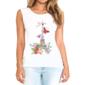 Transfer sublimático para camiseta Feminina 002770