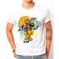 Transfer sublimático para camiseta Radical 001331