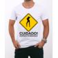 Transfer sublimático para camiseta Engraçada 000536