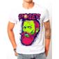 Transfer sublimático para camiseta Radical 001482