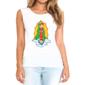 Transfer sublimático para camiseta Santos 004431