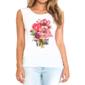 Transfer sublimático para camiseta Feminina 004246