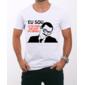 Transfer sublimático para camiseta Engraçada 000490