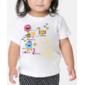 Transfer sublimático para camiseta Infantil 000885