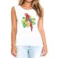 Transfer sublimático para camiseta Feminina 004264