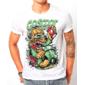 Transfer sublimático para camiseta Radical 001377