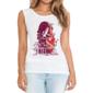 Transfer sublimático para camiseta Feminina 000578