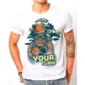 Transfer sublimático para camiseta Radical 001353