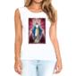 Transfer sublimático para camiseta Santos 004460