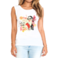 Transfer sublimático para camiseta Feminina 002353