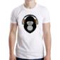 Transfer sublimático para camiseta Animal Hipster 004466