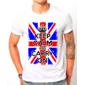 Transfer sublimático para camiseta Keep Calm 002956