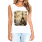 Transfer sublimático para camiseta Feminina 003254