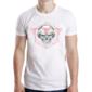 Transfer sublimático para camiseta Caveiras 003519