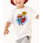 Transfer sublimático para camiseta Heróis Baby 004312