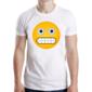 Transfer sublimático para camiseta Emoticons 003322