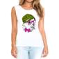 Transfer sublimático para camiseta Feminina 004153