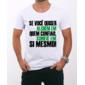 Transfer sublimático para camiseta Frases 000809