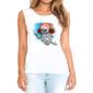 Transfer sublimático para camiseta Feminina 004134