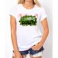 Transfer sublimático para camiseta Zombies 001914