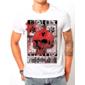 Transfer sublimático para camiseta Radical 001425
