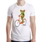 Transfer sublimático para camiseta Sapos Funny 003631