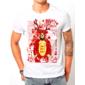 Transfer sublimático para camiseta Radical 001477
