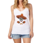 Transfer sublimático para camiseta Caveira Mexicana 000105