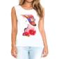Transfer sublimático para camiseta Feminina 003525
