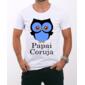Transfer sublimático para camiseta Dia dos Pais 000143