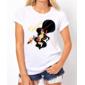 Transfer sublimático para camiseta Amy Winehouse 000170