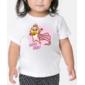 Transfer sublimático para camiseta Heróis Baby 004304