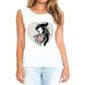 Transfer sublimático para camiseta Feminina 002261